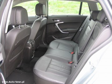 Opel Insignia Country Tourer 2.0 CDTI - Pakiet terenowy