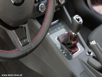 Skoda Octavia RS 2.0 TDI - Udane połączenie stylów