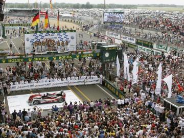 Audi w Le Mans, czyli TDI na torze
