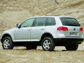 Volkswagen Touareg I (2002-2010)