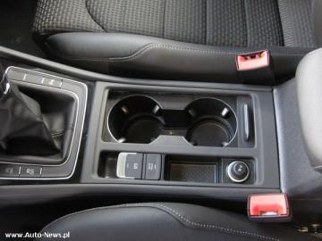 VW Golf VII Variant 2.0 TDI 4Motion - Typ uniwersalny