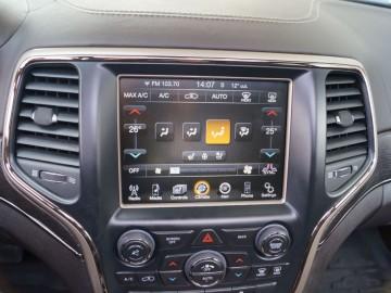 Jeep Grand Cherokee Overland Summit 3.0 CRD - Komfortowo i off-roadowo