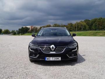 Renault Talisman Grandtour TCe 200 EDC - I po Lagunie…