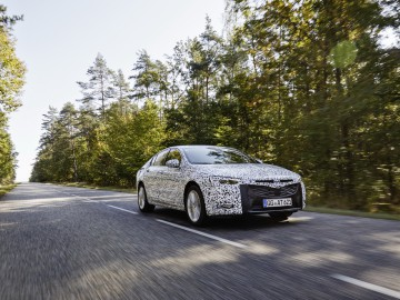 Opel Insignia Grand Sport – Lżejsza i zwinniejsza