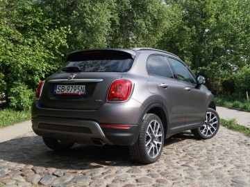 Fiat 500X 1,4 MultiAir AT9 AWD Cross Plus – Prawie…