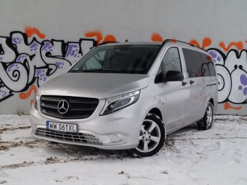 Mercedes Benz Vito 116 CDI BlueEFFICENCY Tourer Select – Prawie…