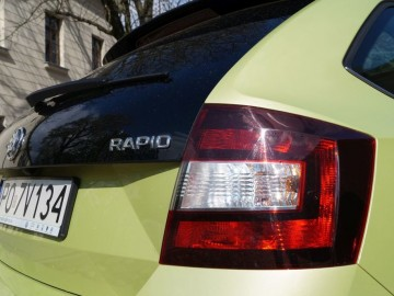 Skoda Rapid Spaceback 1,2 TSi 110 KM – Nowy kierunek