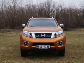 Nissan Navara IV Double Cab 6MT 2.3 DCi 190KM – W klasie Lux, czyli z rancza do opery…