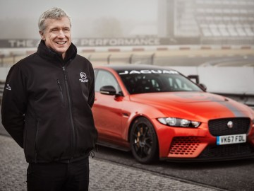 Jaguar XE SV Project 8 – Najszybszy sedan na Nürburgringu