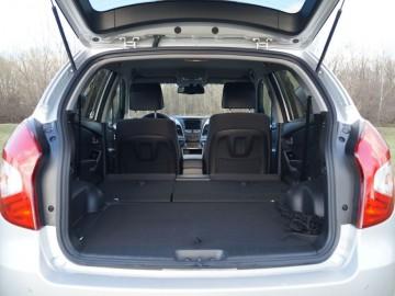 SsangYong Korando 2.0 E-XGI200 AT6 AWD -  Już nie dziwi…
