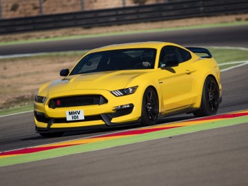 Modele Ford Performance na torze