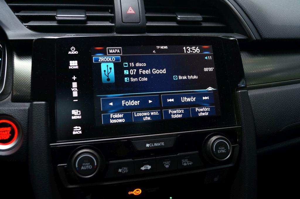 Honda Civic 1,0 turbo – Mroczne widmo czy nowy początek?