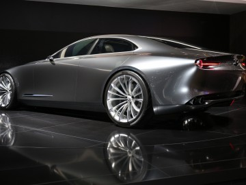 Mazda Vision Coupe Samochodem Koncepcyjnym Roku