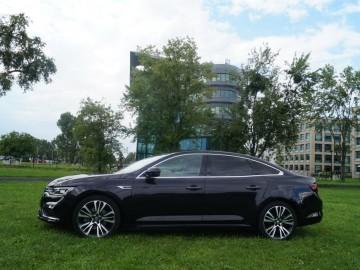 Renault Talisman 1.6 Energy TCe EDC Intens - Z nadzieją na przyszłość