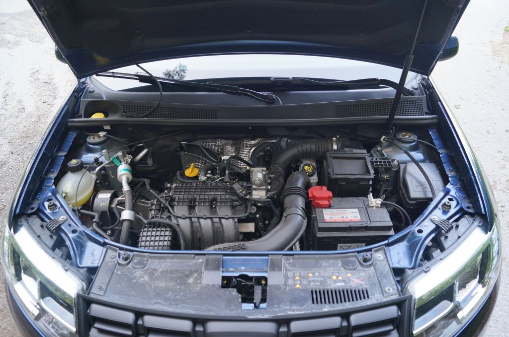 Dacia Sandero 1,2 SCE Laureate 73 KM – Dobrze, a nawet lepiej…