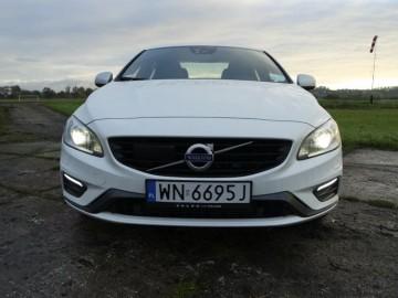 Volvo S60 T6 Drive E R-Design 6AT - Pożegnanie z (nie)Szwedzkim temperamentem