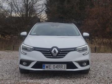 Renault Megane Grandcoupe 1,2 TCe 130 KM EDC7 – Jak nie Coupe