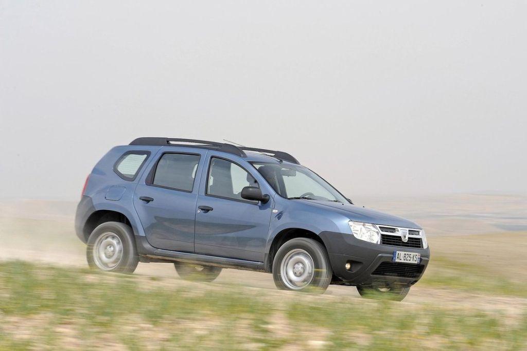 Dacia Duster (2010–2018)