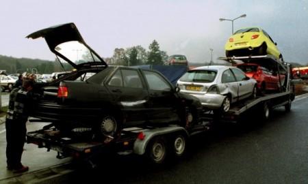 Ranking najczęściej sprowadzanych aut