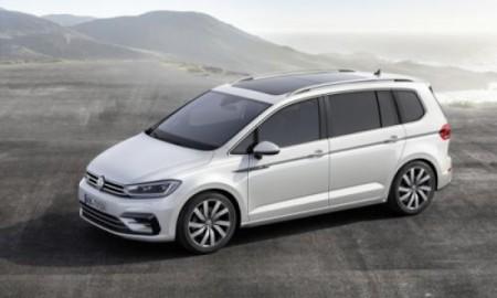 VW  Touran – Rodzina na swoim