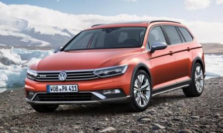 VW Passat Alltrack -  Kombi na bezdroża