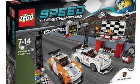Porsche, Ferrari i McLaren od LEGO