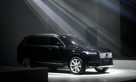 Nowe Volvo XC90 po raz pierwszy w Polsce