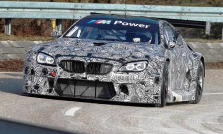 BMW M6 GT3 – Na torze w  Dingolfing