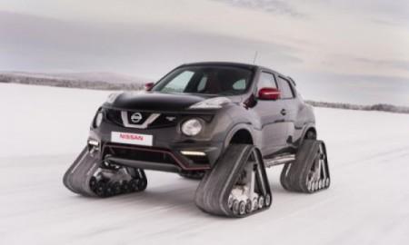 Nissan Juke Nismo RSnow – Propozycja na zimę