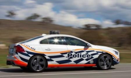 Australijska policja testuje Volvo S60 Polestar