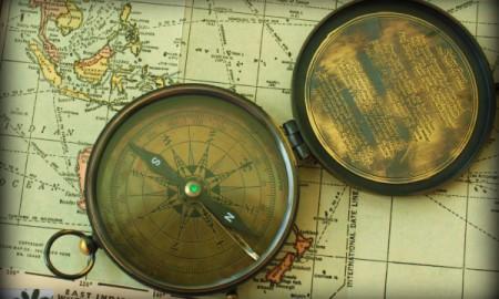 8 kroków w historii nawigacji