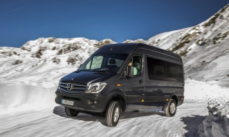Mercedes Sprinter – To już 20 lat