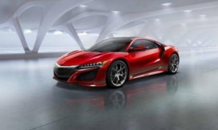 Acura NSX – Długo wyczekiwana