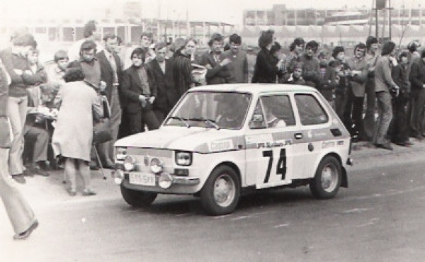 Fiatem 126p do Monte Carlo
