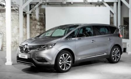 Wyceniony nowy Renault Espace