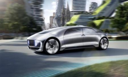 Mercedes-Benz F 015 – To nie samochód ale...