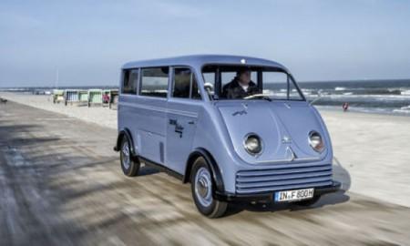 DKW Elektro-Wagen – Z kolekcji Audi Tradition