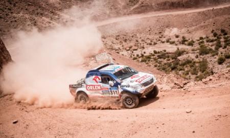 Dakar – pozostały dwa etapy