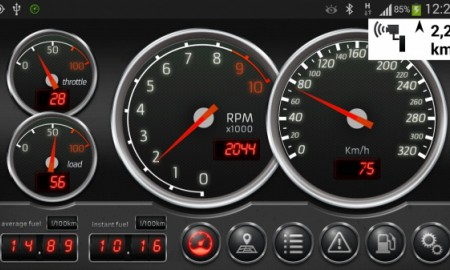 Zdiagnozuj samochód aplikacją