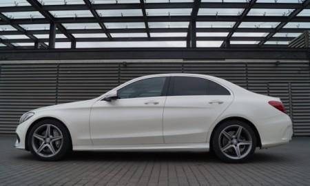Mercedes C250 BlueTEC 7G-Tronic - W dobrym kierunku