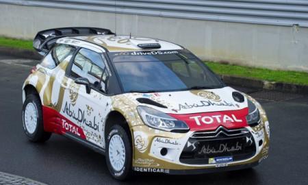 Nowe barwy DS 3 WRC