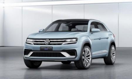 VW Cross Coupé GTE - Amerykański styl