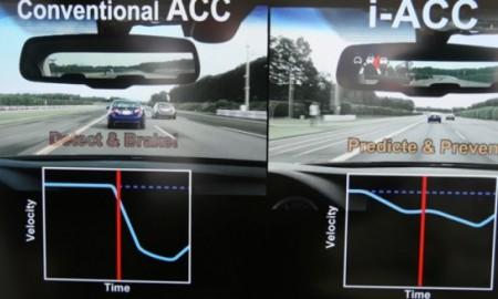 Honda z przewidującym tempomatem adaptacyjnym