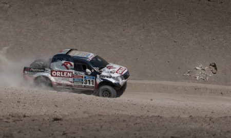Rajd Dakar – walka z piaskiem, błotem i gradem