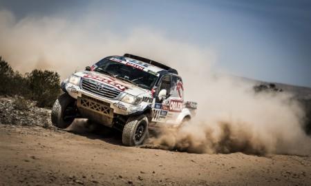 Dakar wjeżdża do Chile