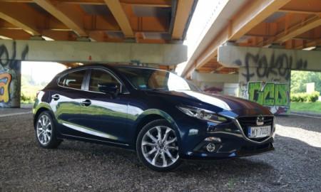 Mazda3 SkyPASSION - Mocny rywal
