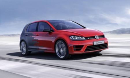 VW Golf R Touch – Odczyta twoje gesty