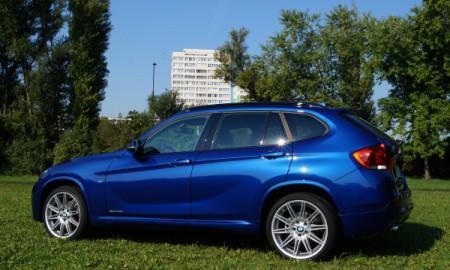 BMW X1 xDrive28i - Udane odświeżenie