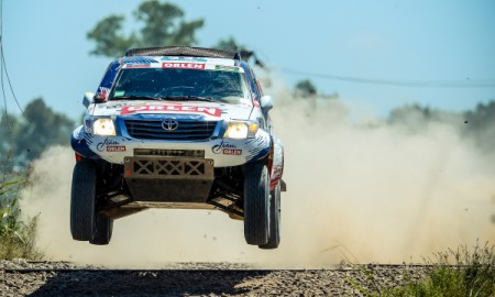 Polacy po pierwszym etapie Rajdu Dakar