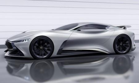 Infiniti Concept Vision Gran Turismo – Z wirtualnego świata